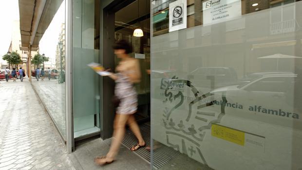 El paro juvenil baja en la ciudad de Valencia desde 2015