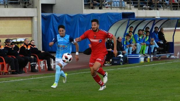 El gol del Talavera llegó en el minuto 70