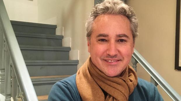 Ramón Criado, director artístico de «La casa imaginaria», que se estrenará en León
