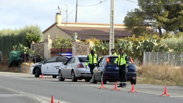 Las carreteras secundarias registran el triple de fallecidos que las autovías