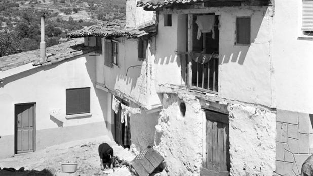 Arenas de San Pedro, uno de los más de 200 pueblos retratados