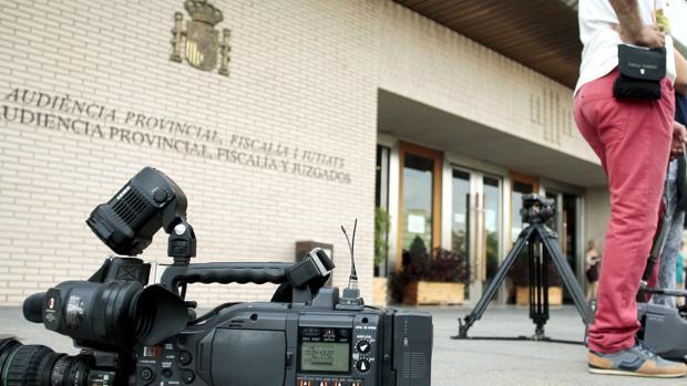 Imagen de archivo de la Audencia Provincial de Castellón