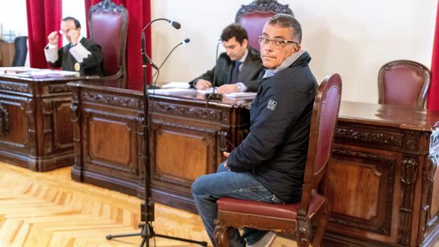 Luis Carlos Buitrago, esta semana en la Audiencia Provincial de Toledo