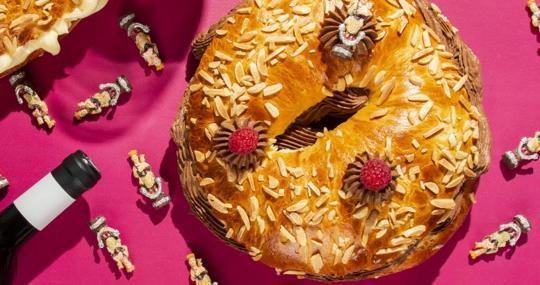 Corona de La Almudena del Horno de San Onofre