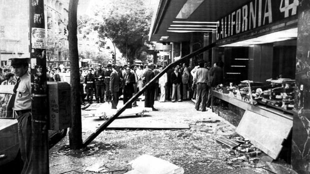 Carmen López Anguita fue condenada por el atentado con bomba que en 1919 reventó la cafetería California 47 y mató a nueve personas