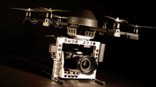 Proyecto de tecnología aplicada a los drones de la UPV