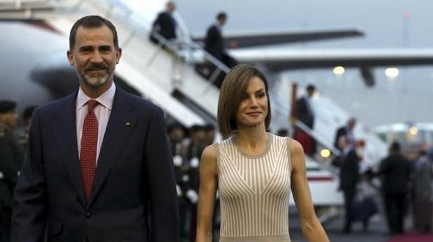 Felipe VI y doña Letizia, en una imagen de archivo