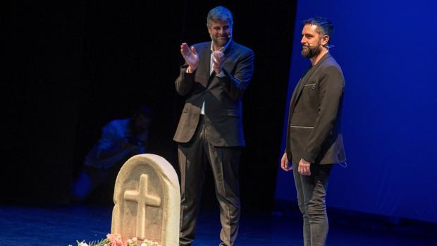 Imagen de la actuación de Dani Mateo el pasado viernes en Ciudad Real