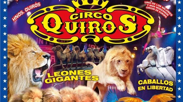 Cartel del Circo Quirós