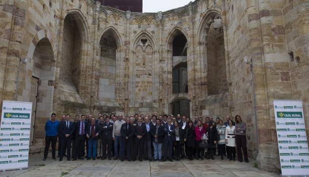 Encuentro celebrado en Zamora