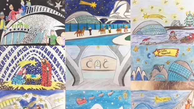 La CAC convoca el seu tradicional concurs nadalenc de dibuix