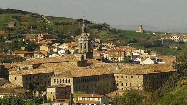 El monasterio de San Millán de la Cogolla