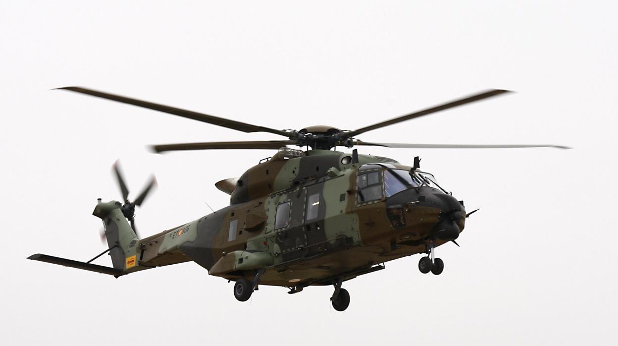 El Gobierno aprueba hoy la compra de 23 helicópteros militares