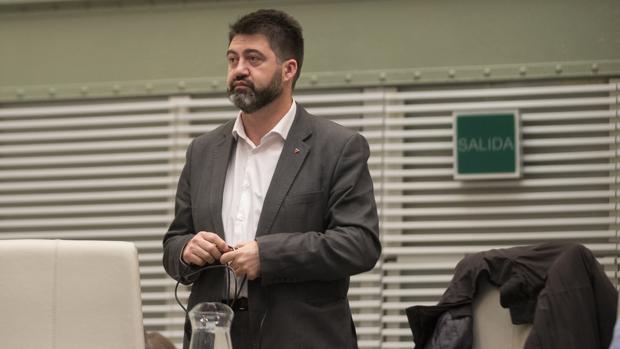 Carlos Sánchez-Mato, concejal-presidente de los distritos de Latina y Vicálvaro
