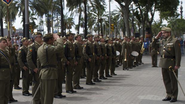 El Ejército, una «pieza» que el independentismo anhela cobrarse
