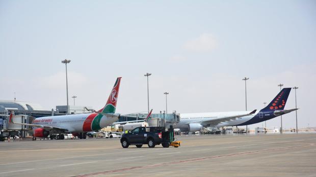 Aeropuerto de Dakar