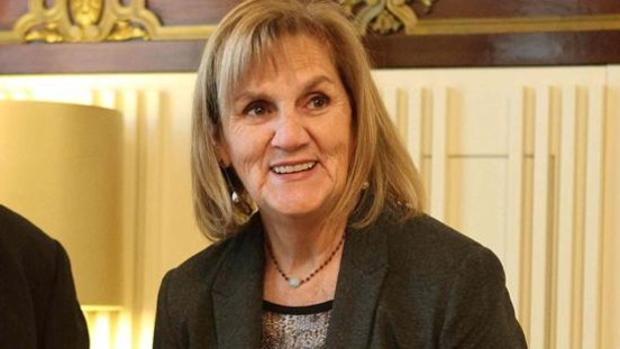 La dirigente de Demòcrates, Núria de Gispert