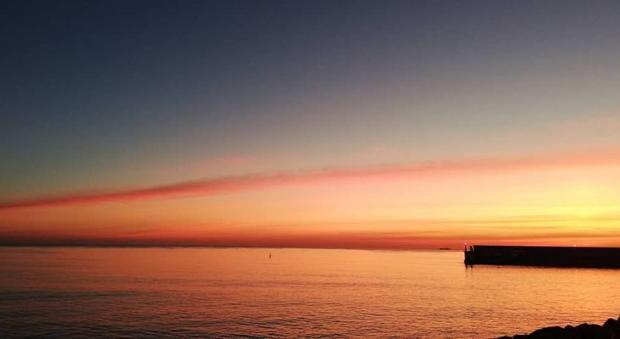 Imagen de archivo tomada en la Marina de Valencia