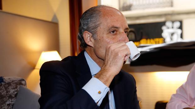 Imagen de archivo del expresidente de la Generalitat Francisco Camps