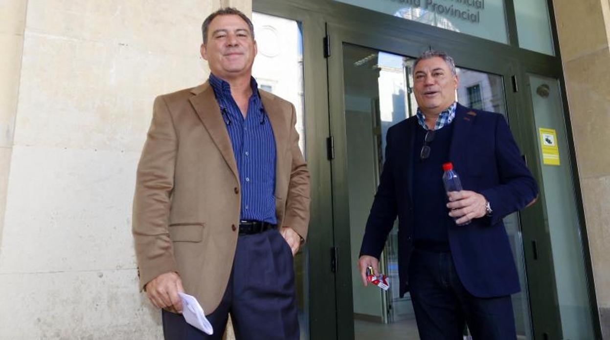 Los hermanos Gregori niegan el intento de estafa a una empresa con la venta fraudulenta de 122 camiones
