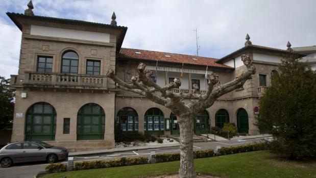 Imagen del Ayuntamiento de Nigrán, municipio en el que reside el investigado