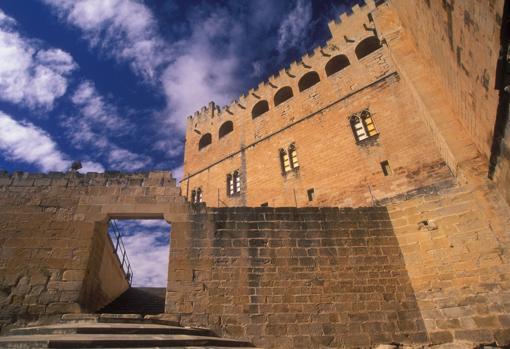Castillo-palacio de Valderrobres