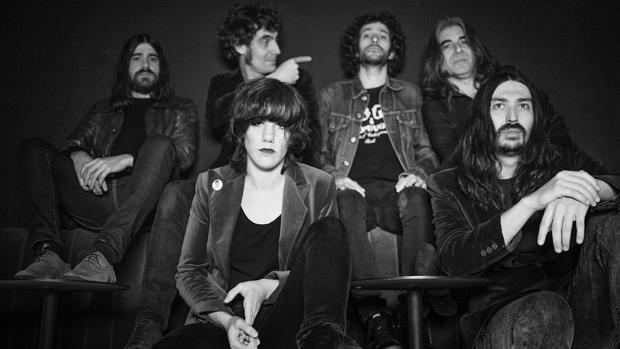 Aurora & The Betrayers presentan este sábado en Toledo «Tune out the noise»