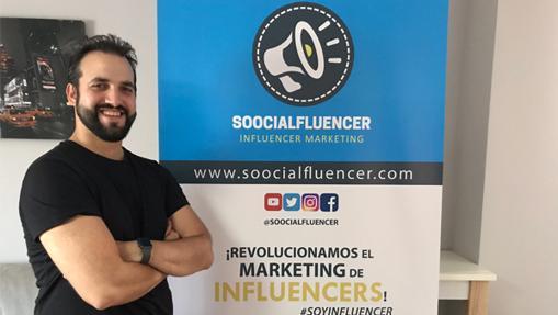 Jorge Cabello CEO y fundador de Soocialfluencer