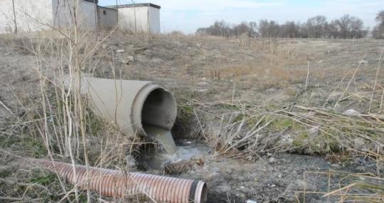 Vertidos de aguas sin tratar en el Manzanares