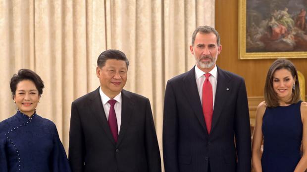 Presidente chino, el personaje más importante en la toma de AMLO