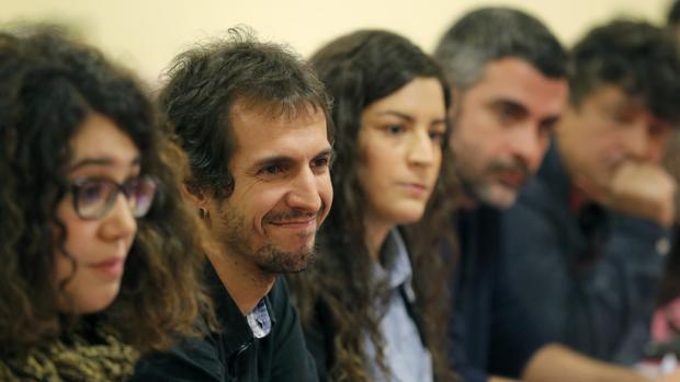 David Bruzos, cabeza de la lista alternativa a Villares en las primarias suspendidas