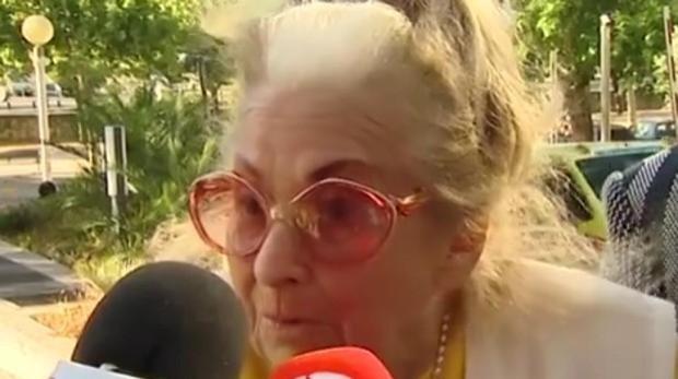 María Díaz, la mujer de 99 años que ha sido desahuciada