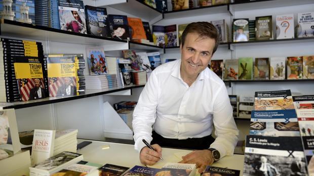 El periodista Manuel Erice, en una imagen de archivo