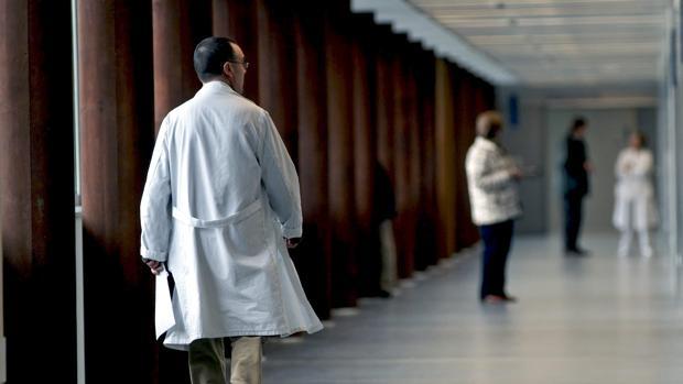 Hospital de Lugo, donde las tres jóvenes fueron sometidas a exámenes médicos