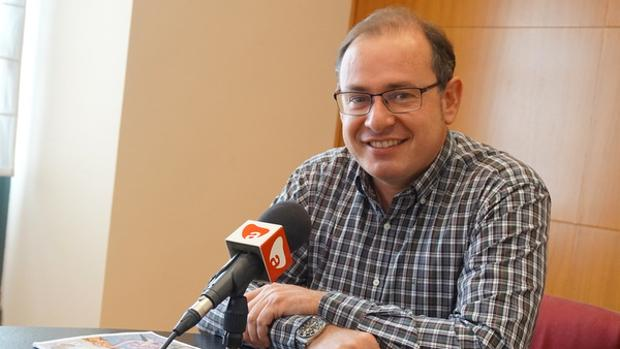 Javier Sánchez Roselló, alcalde de Almansa (Albacete)