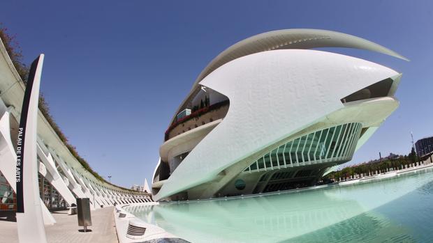 El Palau de les Arts, en una imagen de archivo