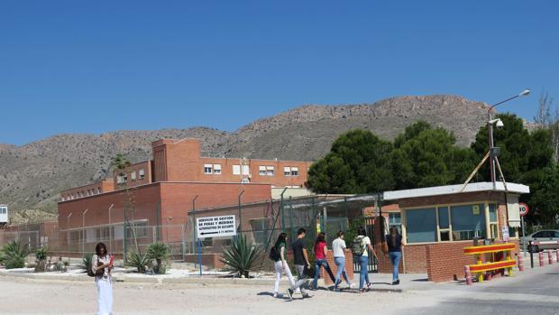 Centro penitenciario de Fontcalent
