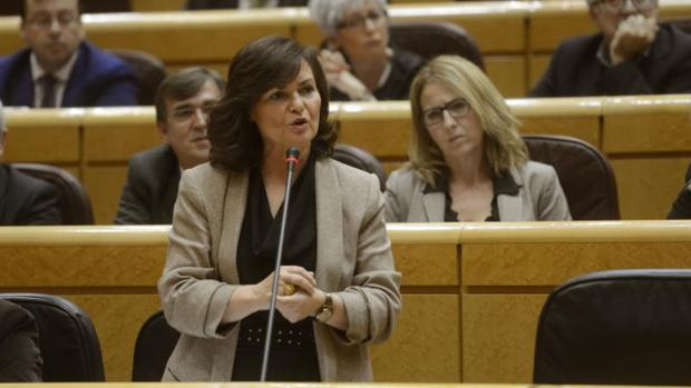 Las tres mentiras de la vicepresidenta Calvo para defender a Tezanos y su CIS