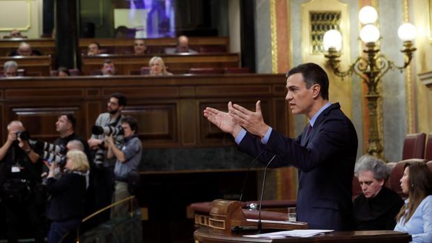 Los líderes políticos pasan al cuerpo a cuerpo en el Pleno y el debate deriva en lluvia de descalificaciones