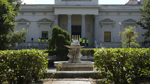 Declaran BIC la finca Vista Alegre: un paraíso de la realeza tras la tapia de Carabanchel