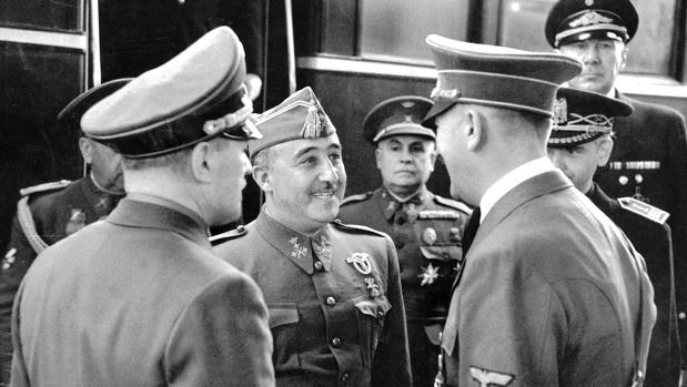La «actitud dura y ambiciosa» de Hitler que anticipó el choque en Hendaya
