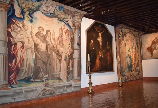 Tapices de Flandes diseñados porr Rubens