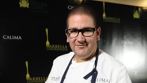 El cocinero marbellí Dani García