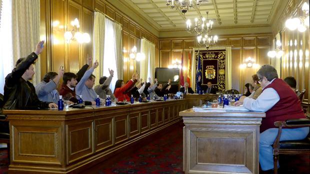 El presupuesto para 2019 de la Diputación de Cuenca salió adelante con los votos a favor del gobierno del PP