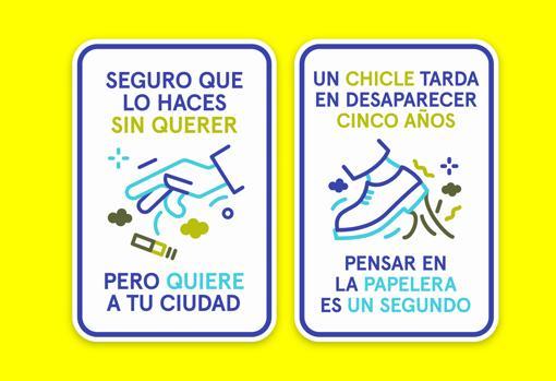 Una de las campañas de Aníbal Hernández para Madrid