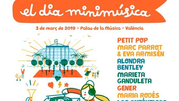 Cartell del «dia minimúsica»