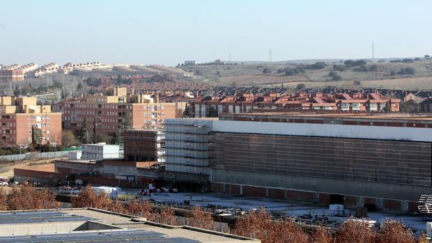 Suben hasta 1.465 los trabajadores que construyen el nuevo hospital de Toledo