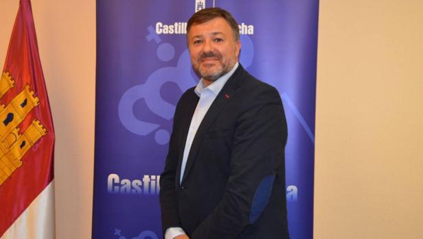 Darío Dolz es ingeniero técnico forestal y funcionario de carrera de la Junta desde 1994