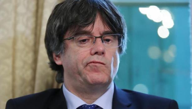 Carles Puigdemont, en una imagen del mes pasado
