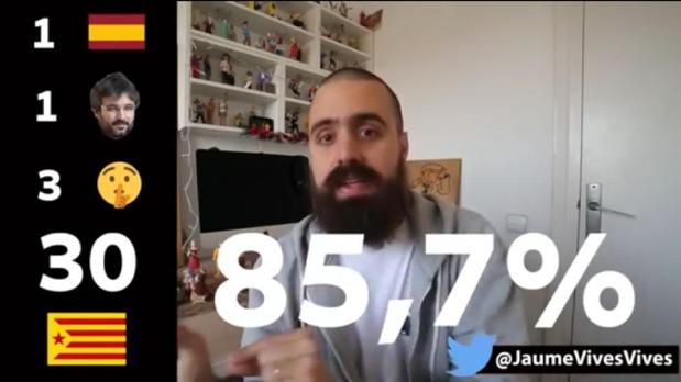Fragmento del vídeo